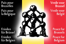 Peace for Brussels - Peace for Belgium
