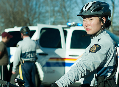 how to become a rcmp police officer